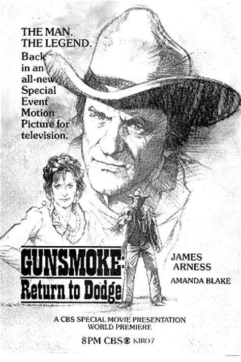 gunsmoke return  dodge