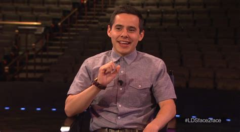 14533 career day images quot what david archuleta said at to event