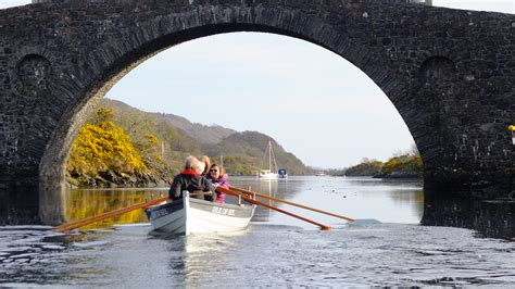Skiff Weather by Easter Rowing Seil Coastal Rowing