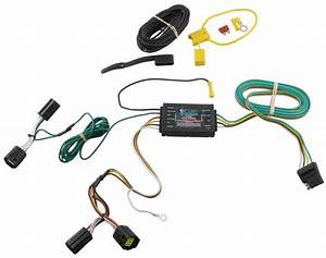 Custom Fit Vehicle Wiring For 2012 Ford Transit Connect
