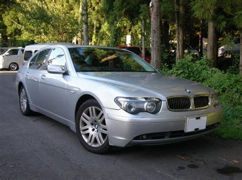 745i Bmw For Sale by Bmw 745i 2004 Used For Sale