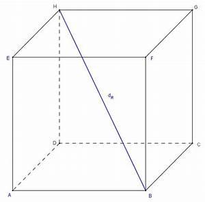 Oberfläche Eines Würfels Berechnen : raumdiagonale eines w rfels ~ Themetempest.com Abrechnung