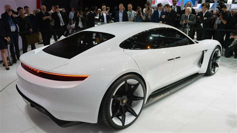 porsche tesla price audi and porsche to challenge tesla electric vehicles