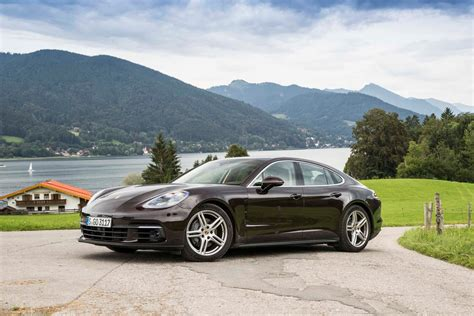 Review Porsche Panamera by 2017 Porsche Panamera Drive Review Motor Trend