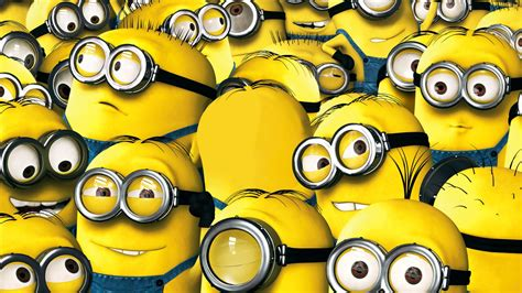 Cute Wallpapers For Laptops Despicable Me Minions Wallpapers Hd Wallpapers Id 14061