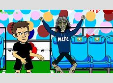Smalling Red Card MAN CITY vs MAN UTD 10 2014 Manchester