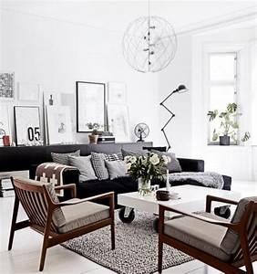Wohnzimmer Scandi Style : 30 perfect scandinavian living room design ideas rilane ~ Frokenaadalensverden.com Haus und Dekorationen