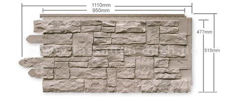 wandverkleidung steinoptik aussen wandpaneele steinoptik kunststoff