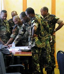 AFAFRICA SFs, Rwandan forces share expertise on force ...