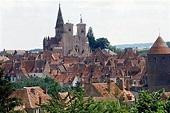 Torcy-et-Pouligny, France (Cote d'Or, Burgundy): tourism ...