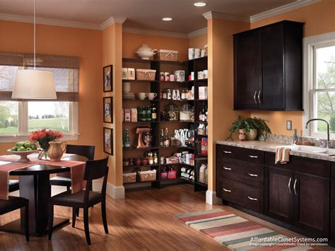 pantry solutions by affordable closet systems inc