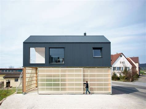 Günstig Häuser Bauen by Architektur Doppelstegplatten Architektur Architektur