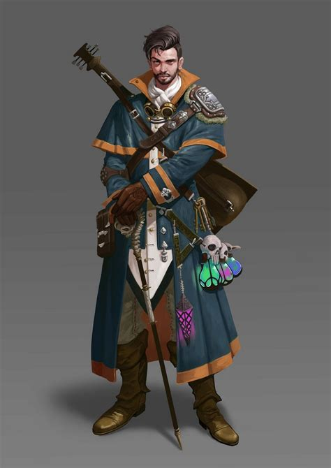 fantasy character art   dnd campaigns give