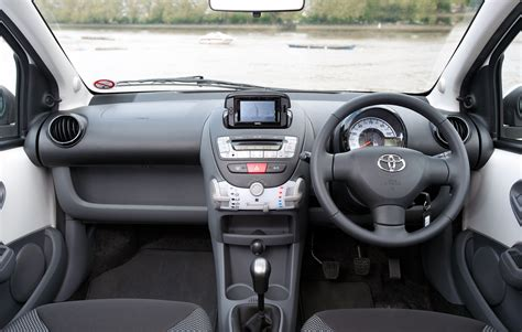aygo  interior   toyota uk media site