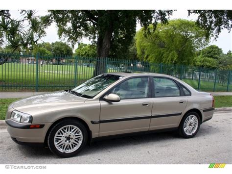 2001 Volvo S80  Information And Photos Momentcar