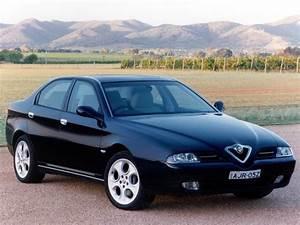 Alfa Romeo 166 Specs - 1998  1999  2000  2001  2002  2003
