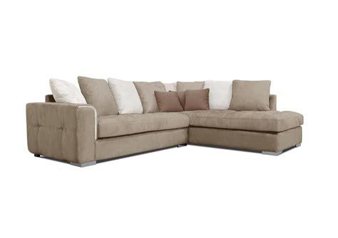 coussin pour canapé d angle acheter votre canapé d 39 angle coussins jetés marron et