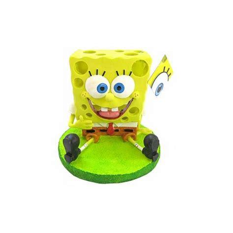 spongebob fish tank ornaments uk spongebob squarepants large swim through aquarium ornament