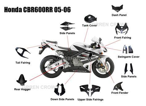 Honda Motorcycle Parts Catalogue Pdf