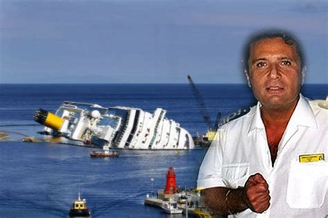Francesco Schettino Costa Concordia Cruise Ship Captain Goes On Trial