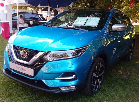Nissan Qashqai : Nissan Qashqai Premier Limited Edition Announced
