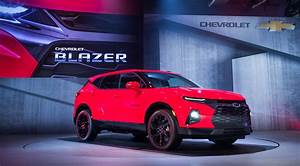 2019 Chevrolet Blazer: It's back, but it won't fight the