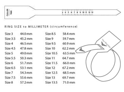 HD wallpapers printable ring size measuring tape