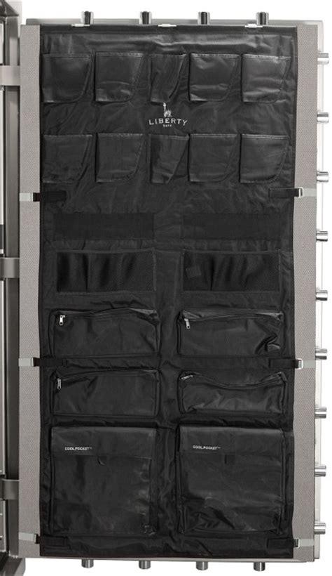 gun safe door organizer liberty door panel organizer 10588 for 50 cu ft gun safes