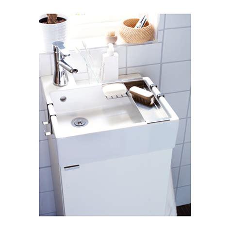 Ikea Lillangen Sink by Lill 197 Ngen Wash Basin Cabinet With 1 Door White 40x38x64 Cm
