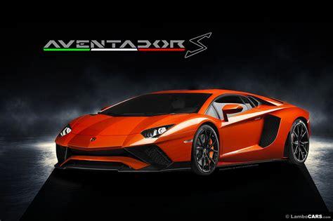 2017 Lamborghini Aventador S Gets Rendered