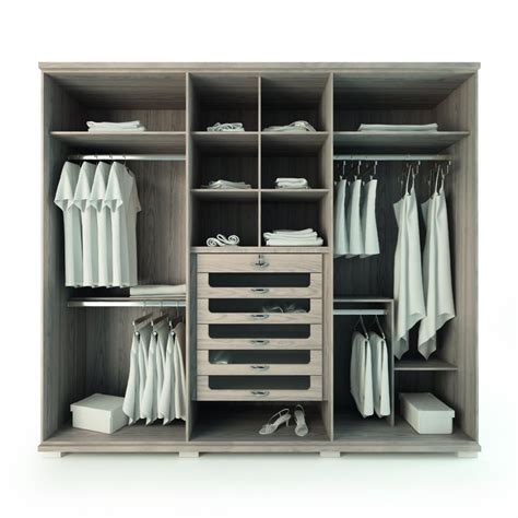 stand alone closet organizing tools and systems