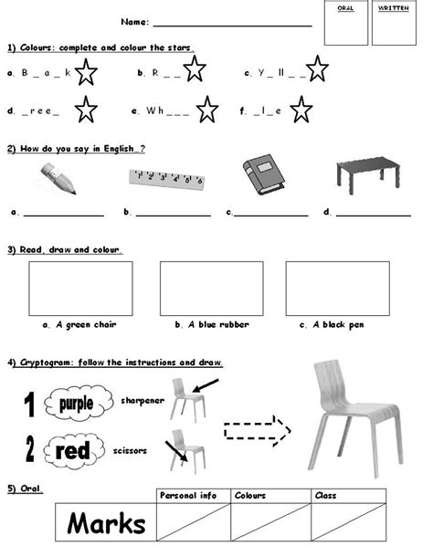 esl printable game fun english activity worksheets math free for students colouring book