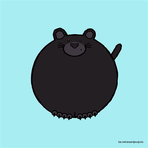 animation black panther gif