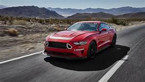 Red Ford Mustang RTR Wallpapers 52452 - Baltana
