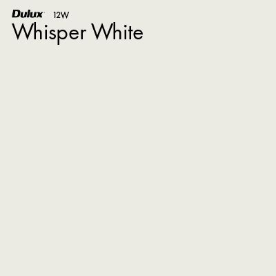whisper white dulux style sourcebook