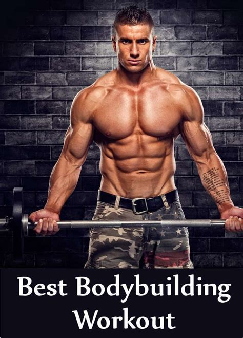 Best Bodybuilding Workout - Top 4 Workout For Bodybuilding | BodyBuilding eStore