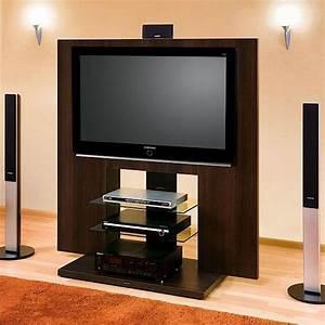 Meuble Deco Design : rodon meuble tv lcd plasma deco et design blog eavs groupe ~ Teatrodelosmanantiales.com Idées de Décoration