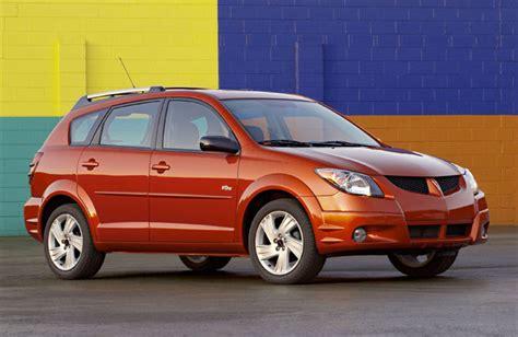 Toyota Recall Affects Gm's Pontiac Vibe