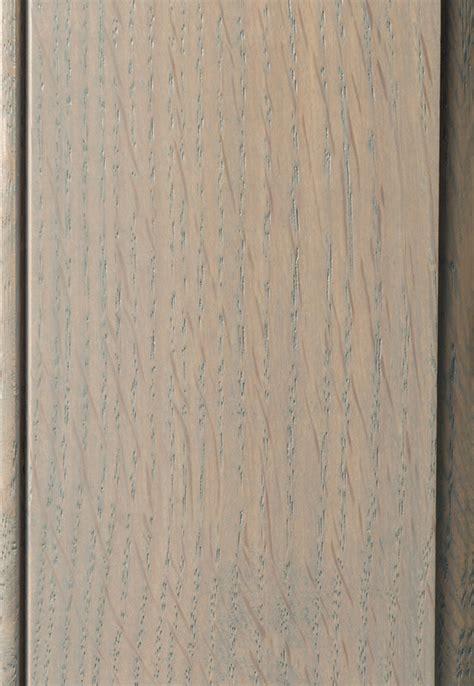 Rift Cut White Oak Southwest Gray Plain & Fancy Cabinetry