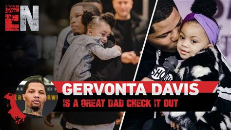 World champion boxer gervonta tank davis is facing a domestic violence charges after he assaulted a former girlfriend, authorities in florida said. Gervonta Davis Is A Great Dad - Check It Out | EsNews Boxing - YouTube