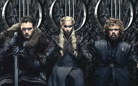 Ranking Who Will Win 'game Of Thrones' Based On The 20 New