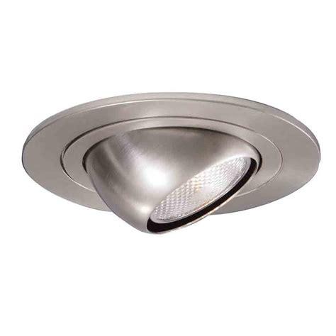 Halo 998 Series 4 In Satin Nickel Recessed Ceiling Light