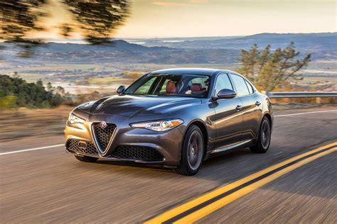 2017 Alfa Romeo Giulia Warning Reviews