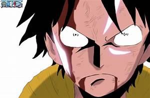 One Piece Luffy Third Gear