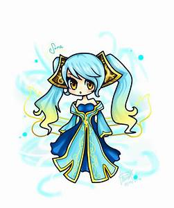 Sona Chibi by meepspeaker on DeviantArt
