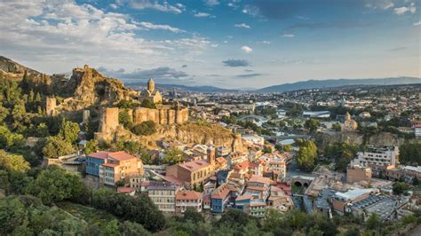 discover tbilisi georgia lonely planet video