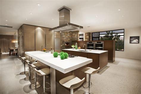 Luxury Modern Open Plan House Designs