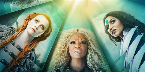 Wrinkle Time Gets New Poster Screen Rant
