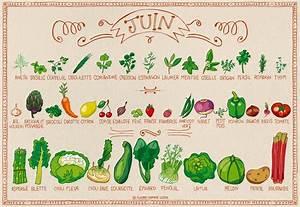 Claire Sophie Lozia : calendrier des fruits et l gumes en juin recettes ~ Melissatoandfro.com Idées de Décoration