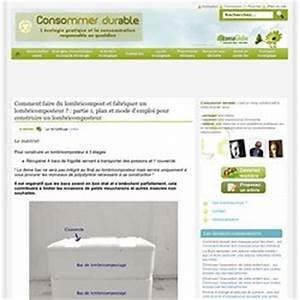 Composteur D Appartement : fabriquer un composteur d 39 appartement pearltrees ~ Preciouscoupons.com Idées de Décoration
